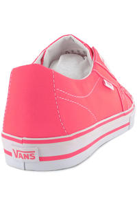 Vans Tory Canvas Shoe girls (neon pink white)