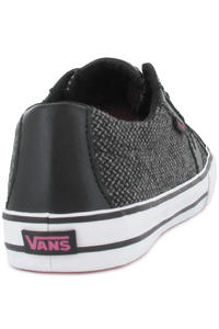 Vans Tory Shoe girls (wool tweed black pink)