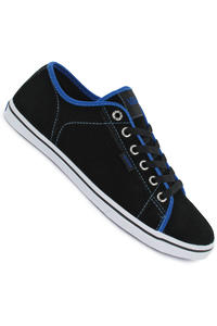 Vans Ferris Lo Pro Suede Schuh girls (black dazzle blue)
