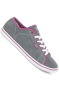 Vans Ferris Lo Pro Suede Schuh girls (steel grey wild aster)
