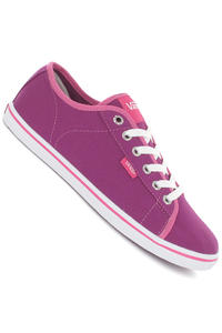 Vans Ferris Lo Pro Canvas Schuh girls (weld strawberry white)