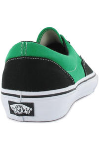 Vans Era Shoe (2 tone black bright green)