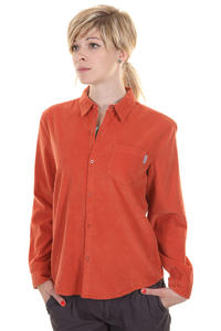 Carhartt Fuse Shirt girls (dusk flora print red sand washed)