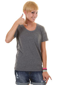 Carhartt Secret Pocket T-Shirt girls (dark grey heather)