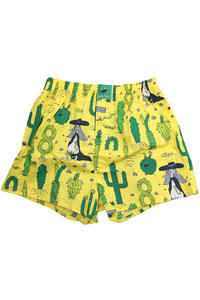 Lousy Livin Underwear Wanderlust Boxershorts (yellow)