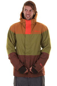 Westbeach Maverick Snowboard Jacket (teak)