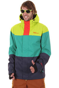 Westbeach Maverick Snowboard Jacke (poison)