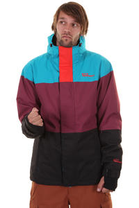 Westbeach Maverick Snowboard Jacket (sinatra blue)