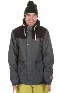 Westbeach HWY 99 Snowboard Jacke (gunmetal twead)