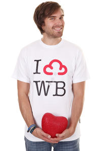 Westbeach I Snow WB T-Shirt (white)