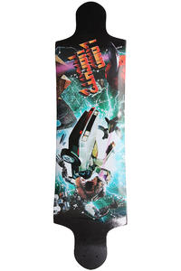 "Landyachtz Time Machine 38"" (96,5cm) Longboard Deck"