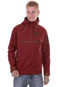 Turbokolor Freitag Jacke (crimson)
