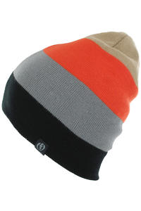 Electric Gauges Stripes Beanie (black)