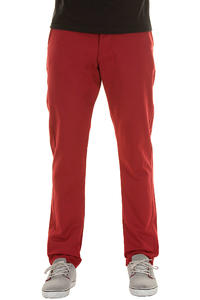 Turbokolor Chinos Pants Slim  (crimson)