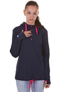 Shisha Moji Hoodie girls (navy)