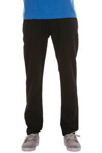 Turbokolor Chino Pants Slim  (black)