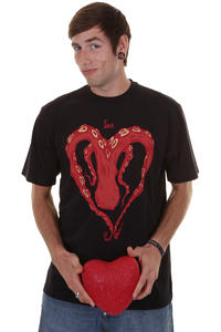 Turbokolor Love T-Shirt (black)