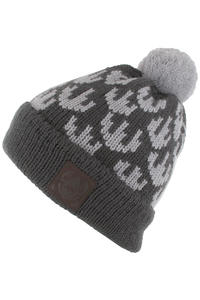Turbokolor Bobble Beanie (grey)