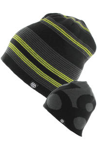 686 League Mütze reversible  (black)