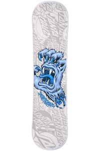 Santa Cruz Yeti Snowskate (white)
