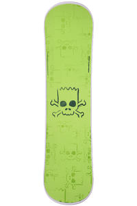 Santa Cruz The Bart Model Snowskate (green)