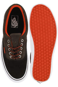 Vans Era Suede Schuh (turkish coffee spicy orange)