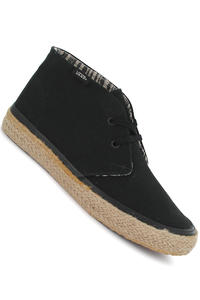 Vans Chukka Slim Schuh girls (espardrille black)