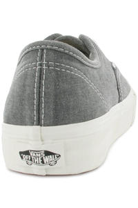 Vans Authentic Slim Schuh girls (washed black)