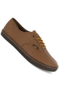 Vans Authentic Lo Pro Leather Shoe girls (brown)