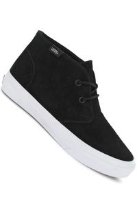 Vans Chukka Slim Suede Schuh girls (black true white)