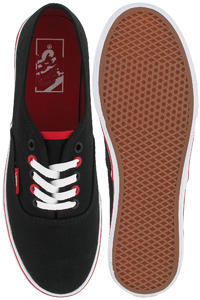 Vans Authentic Lo Pro Schuh girls (black true red)