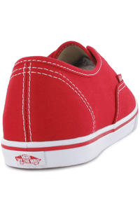 Vans Authentic Lo Pro Schuh girls (true red true white)