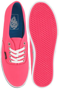 Vans Authentic Lo Pro Schuh girls (neon pink)