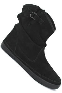 Vans Prairie Boot Suede Shoe girls (black leopard)