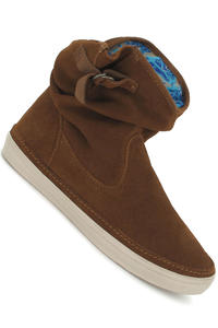 Vans Prairie Boot Suede Schuh girls (brown)