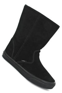 Vans Slip-On Boot Suede Schuh girls (black black)