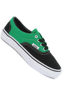Vans Era Shoe kids (2 tone black bright green)
