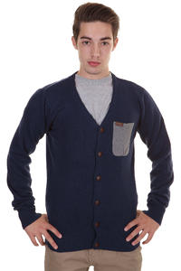 Makia Knit Cardigan (navy)