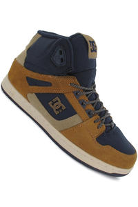 DC Inbound Shoe (navy camel)