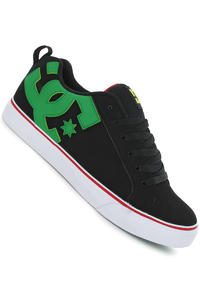 DC Court Vulc Shoe (black emerald black)