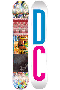 DC Ply 153.25cm Snowboard 2012/13  girls