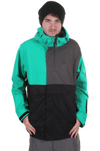 DC Paoli Snowboard Jacke (columbia green)