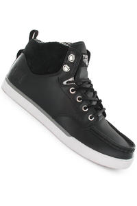 Makia x Etnies Waysayer Schuh (black silver)