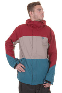 DC Amo Snowboard Jacket (biking red)