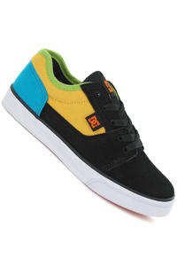 DC Bristol Schuh kids (black yellow turquoise)