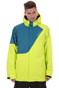 DC Form Snowboard Jacke (lime seaport)