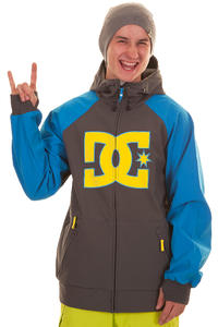 DC Spectrum Snowboard Jacke (dark shadow blue)