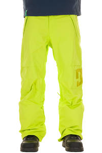 DC Banshee Snowboard Hose (lime)