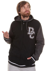 DC Harper Snow Zip-Hoodie (black shadow)