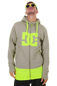 DC Bromley Snow Zip-Hoody (alloy)